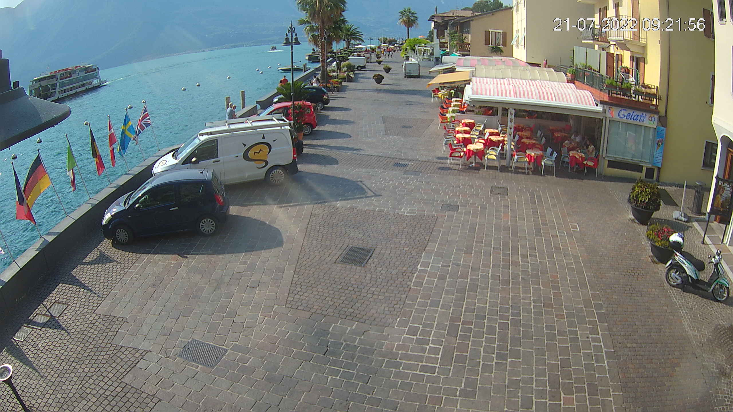Webcam Limone sul Garda
