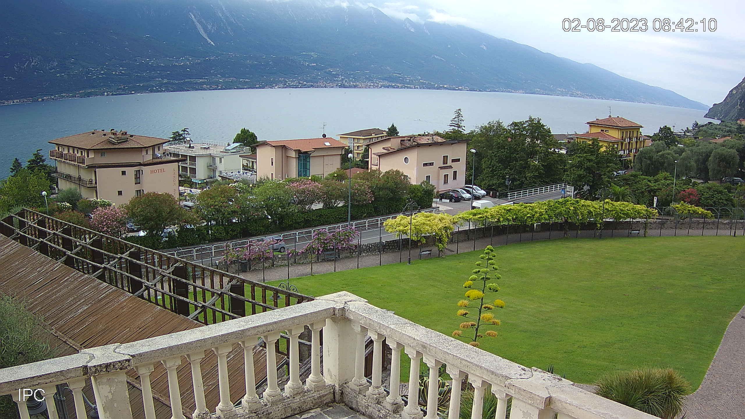 Webcam Limone sul Garda - Villa Boghi